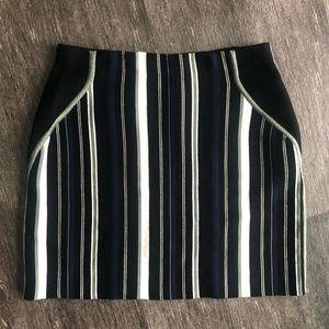 3.1 Phillip Lim stretch mini skirt
